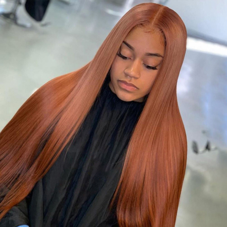 200% Density 30 Straight Lace Wigs