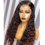 200% Density Lb/99j Straight Lace Wigs