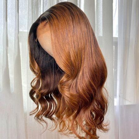 200% Density #30 Body Wave Lace Wigs
