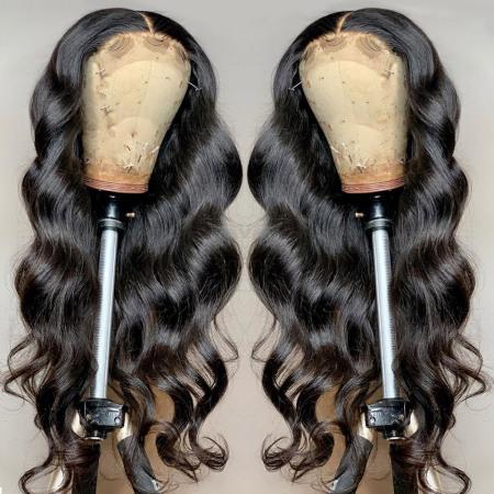 200% Density Body Wave Lace Wigs