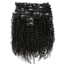 100% Clipin Human Kinky Curly Hair